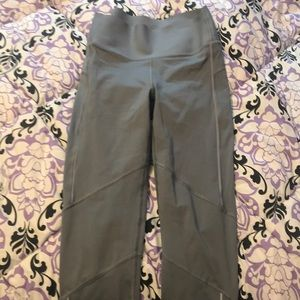 Perfect condition, worn once grey leggings